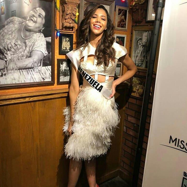 thalia olvino, top 20 de miss universe 2019. - Página 11 78983110