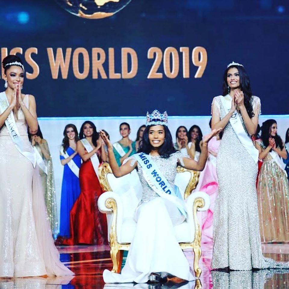 toni-ann singh, miss world 2019. - Página 2 79094310