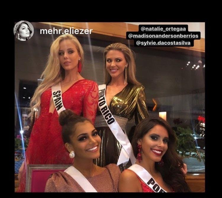 natalie ortega, miss universe spain 2019. - Página 11 79140911