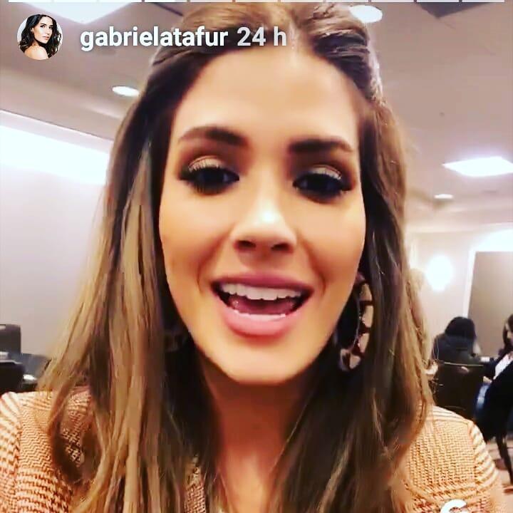 gabriela tafur, top 5 de miss universe 2019. - Página 18 79367410
