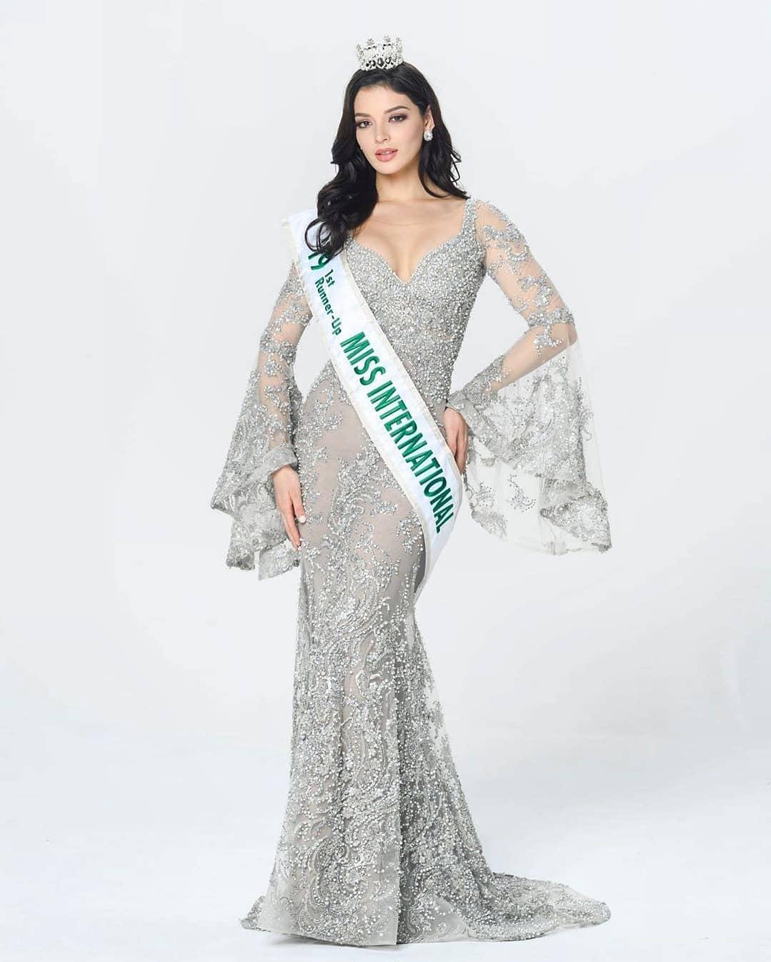 andrea toscano, 1st runner-up de miss international 2019. - Página 43 79388811