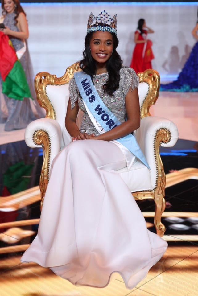 toni-ann singh, miss world 2019. - Página 4 79500810
