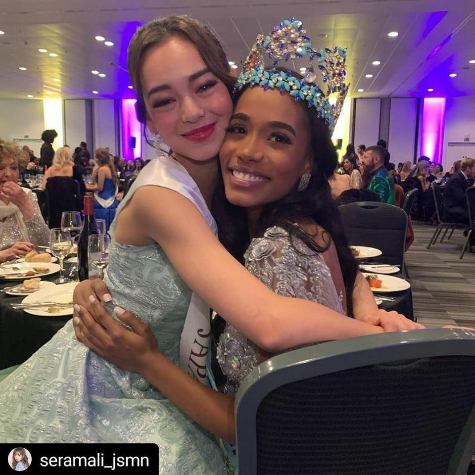 toni-ann singh, miss world 2019. - Página 5 79534710