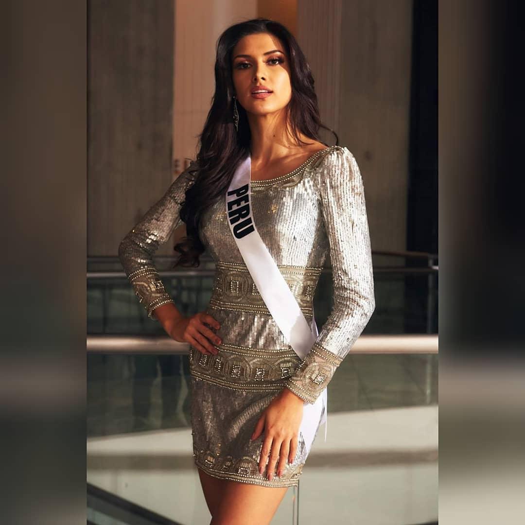 kelin rivera kroll, top 10 de miss universe 2019/2nd runner-up de miss eco international 2018/world miss university 2016. - Página 17 79543110