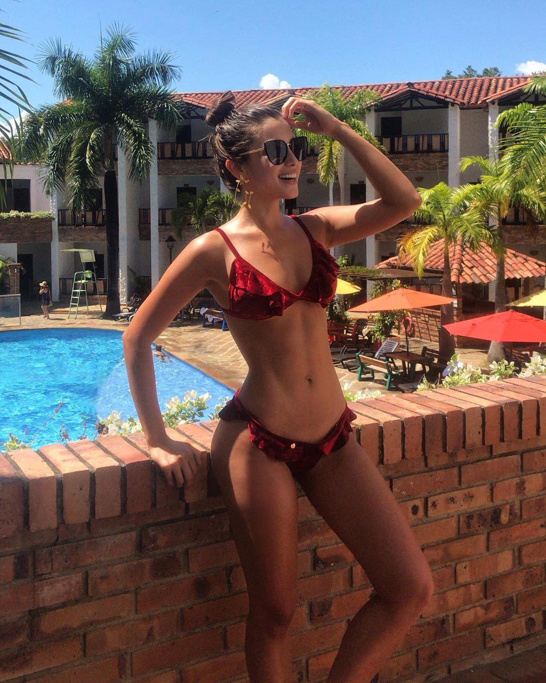 laura claro, primera finalista de reyna hispanoamericana 2019. - Página 3 79600210