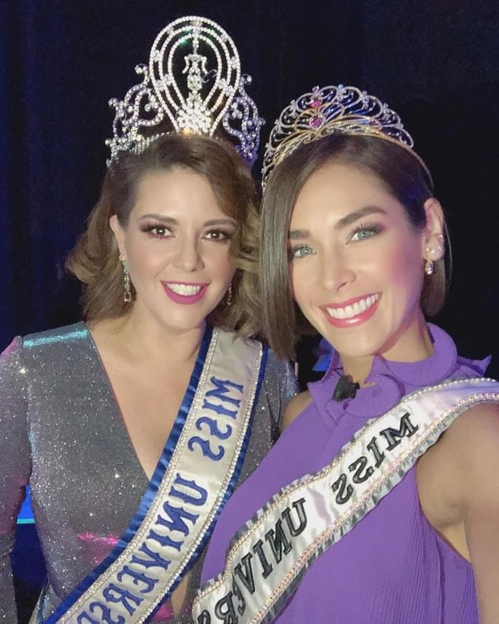 Alicia Machado pasó un mal momento al olvidar su corona de Miss Universo en un taxi 79649110