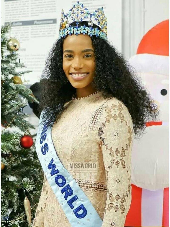 toni-ann singh, miss world 2019. - Página 6 79688910