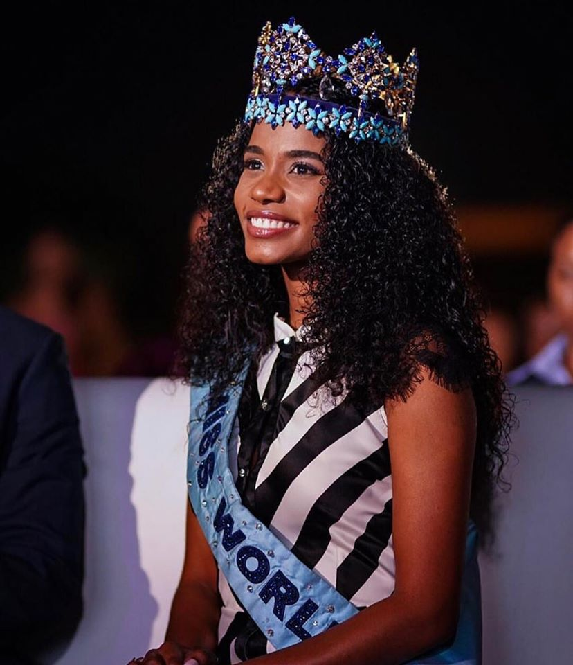 toni-ann singh, miss world 2019. - Página 7 79749510