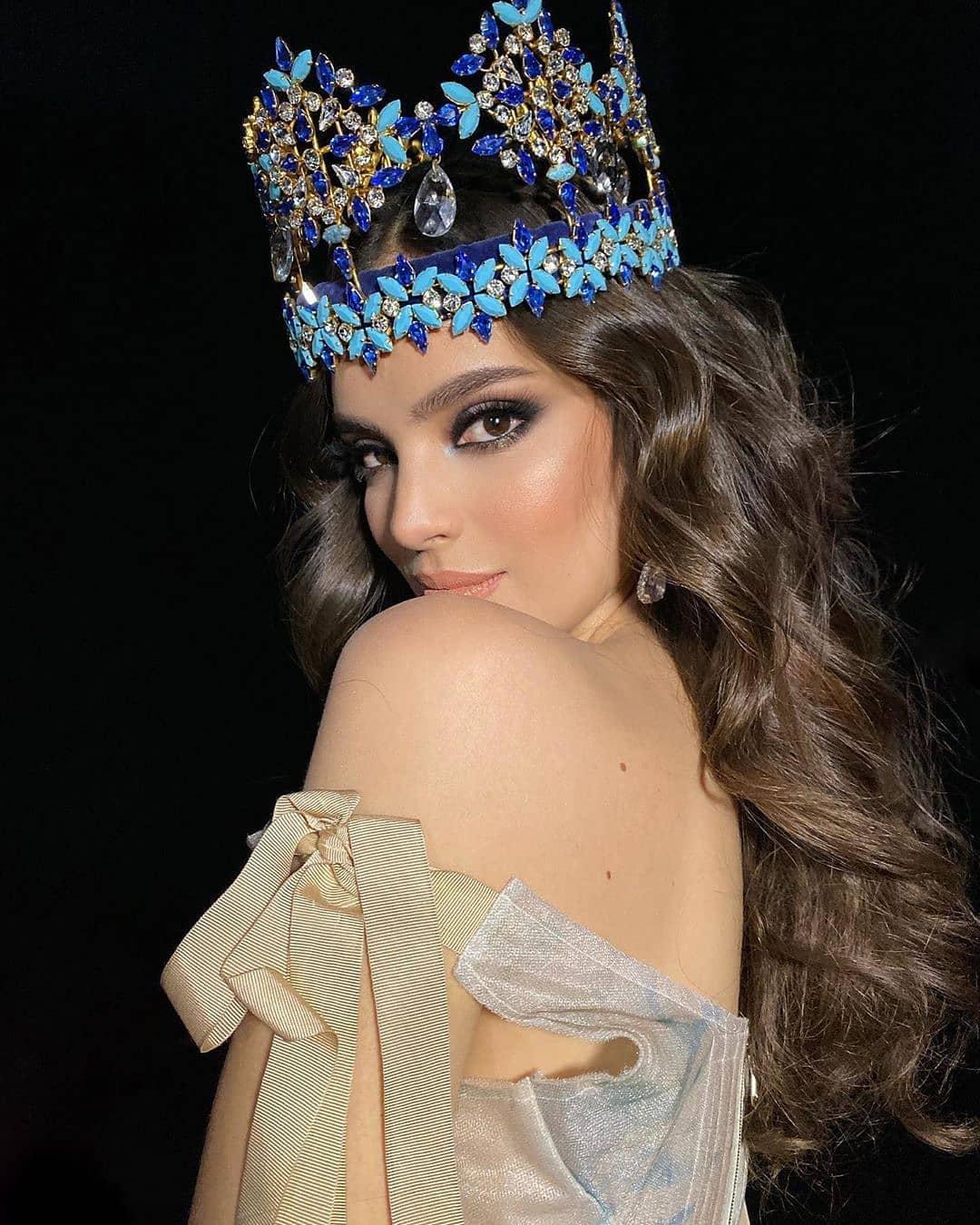 vanessa ponce de leon, miss world 2018. II - Página 14 79900811