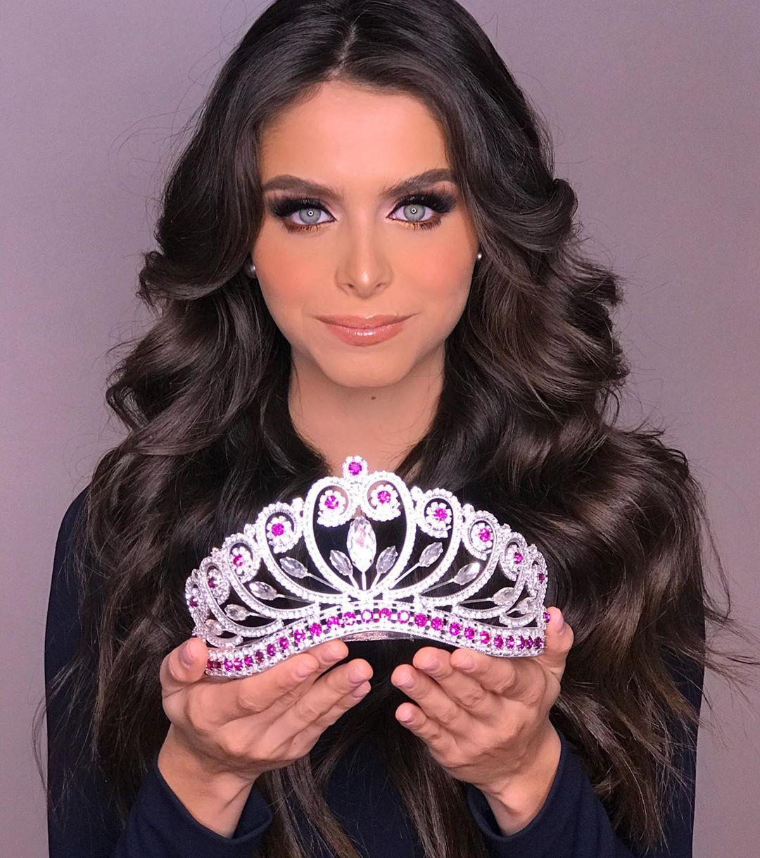 regina peredo, reyna hispanoamericana 2019. 79935710