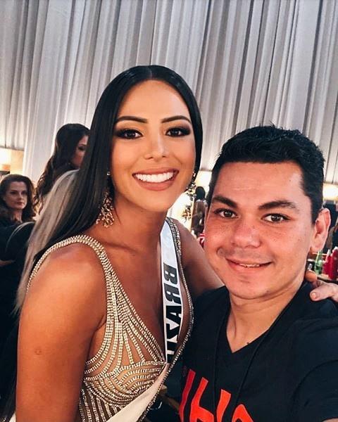 mayra dias, top 20 de miss universe 2018/primeira finalista de rainha hispanoamericana 2016. - Página 41 7buyzu10
