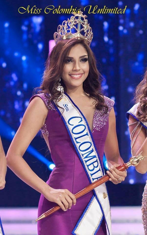 laura gonzalez, 1st runner-up de miss universe 2017. - Página 6 7ff4f410