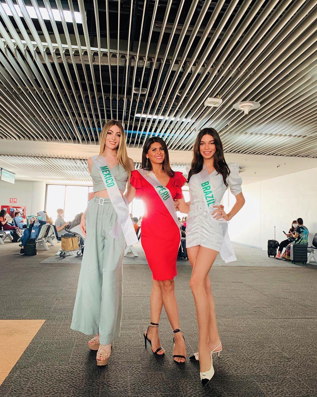 ariella moura, 2nd runner-up de miss international queen 2020.   - Página 6 80092210