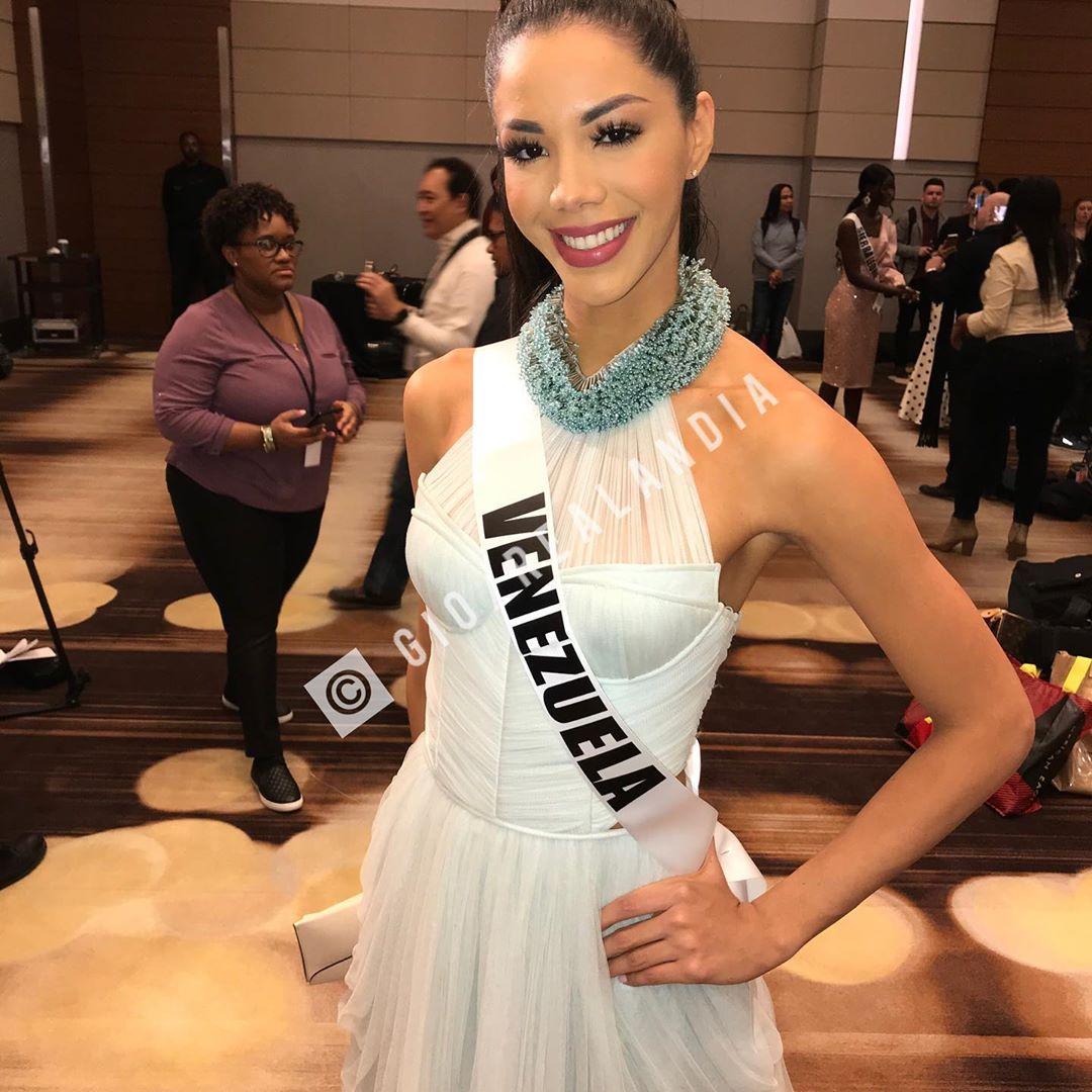 thalia olvino, top 20 de miss universe 2019. - Página 12 80113210