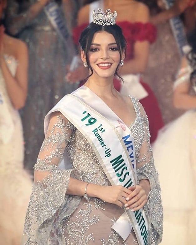 andrea toscano, 1st runner-up de miss international 2019. - Página 43 80127410