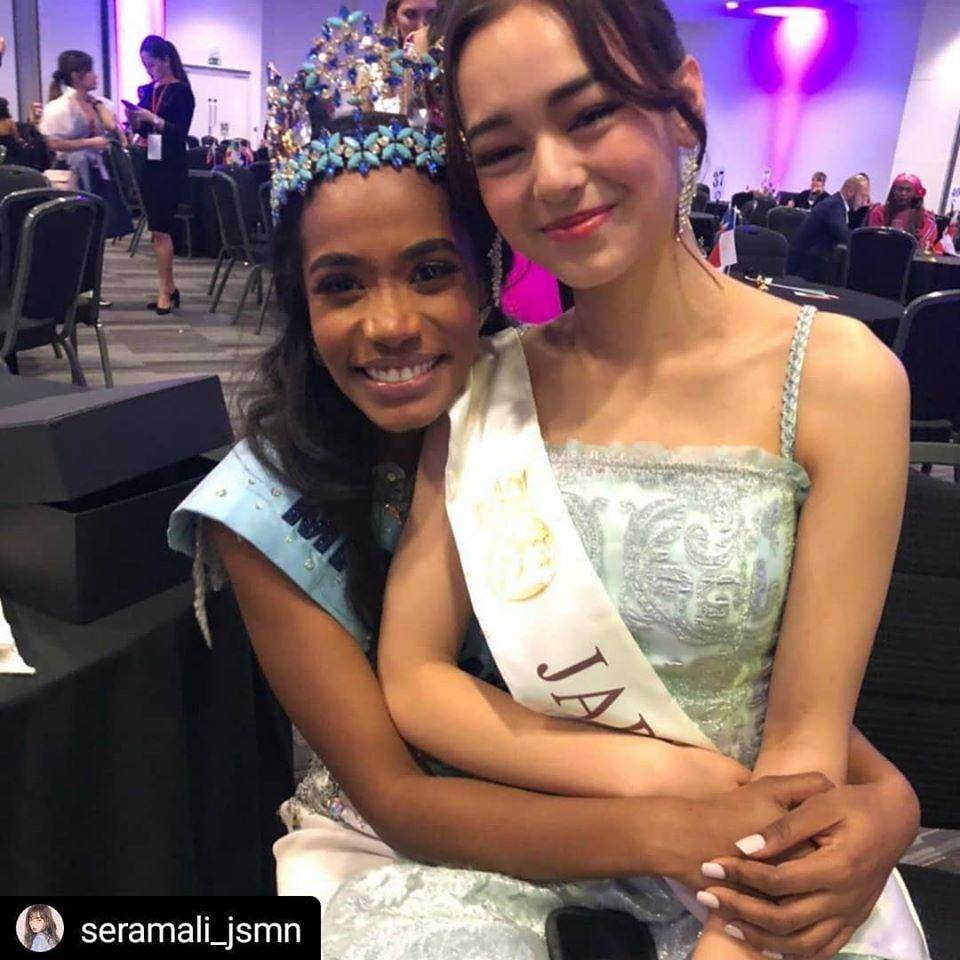 toni-ann singh, miss world 2019. - Página 5 80672810