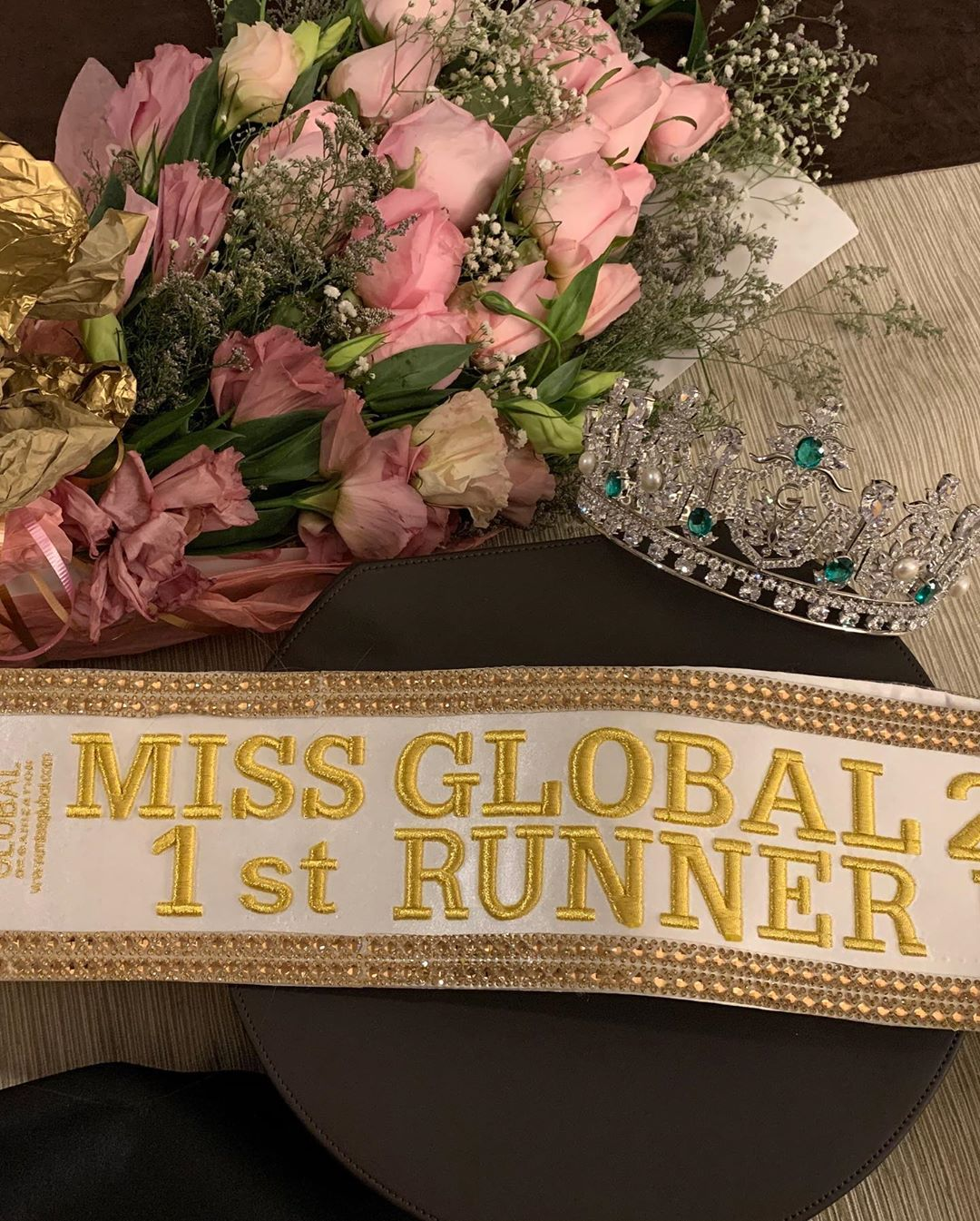 hany portocarrero, 1st runner-up de miss global 2019. 80889110