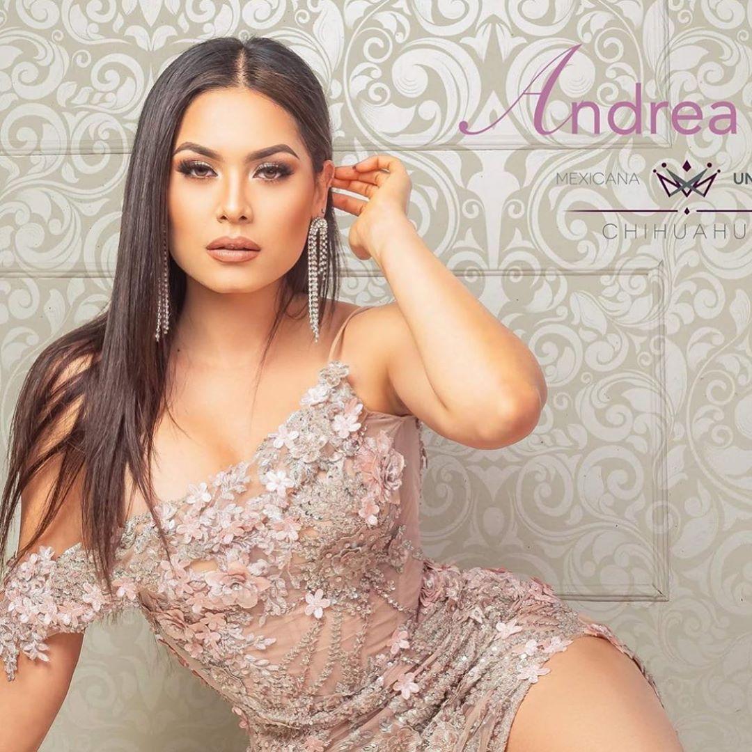 andrea meza, mexicana universal chihuahua 2020/1st runner-up de miss world 2017. - Página 41 81285010