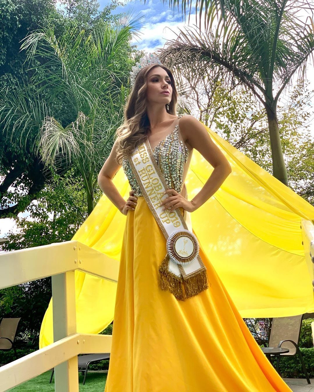 hany portocarrero, 1st runner-up de miss global 2019. 81387910