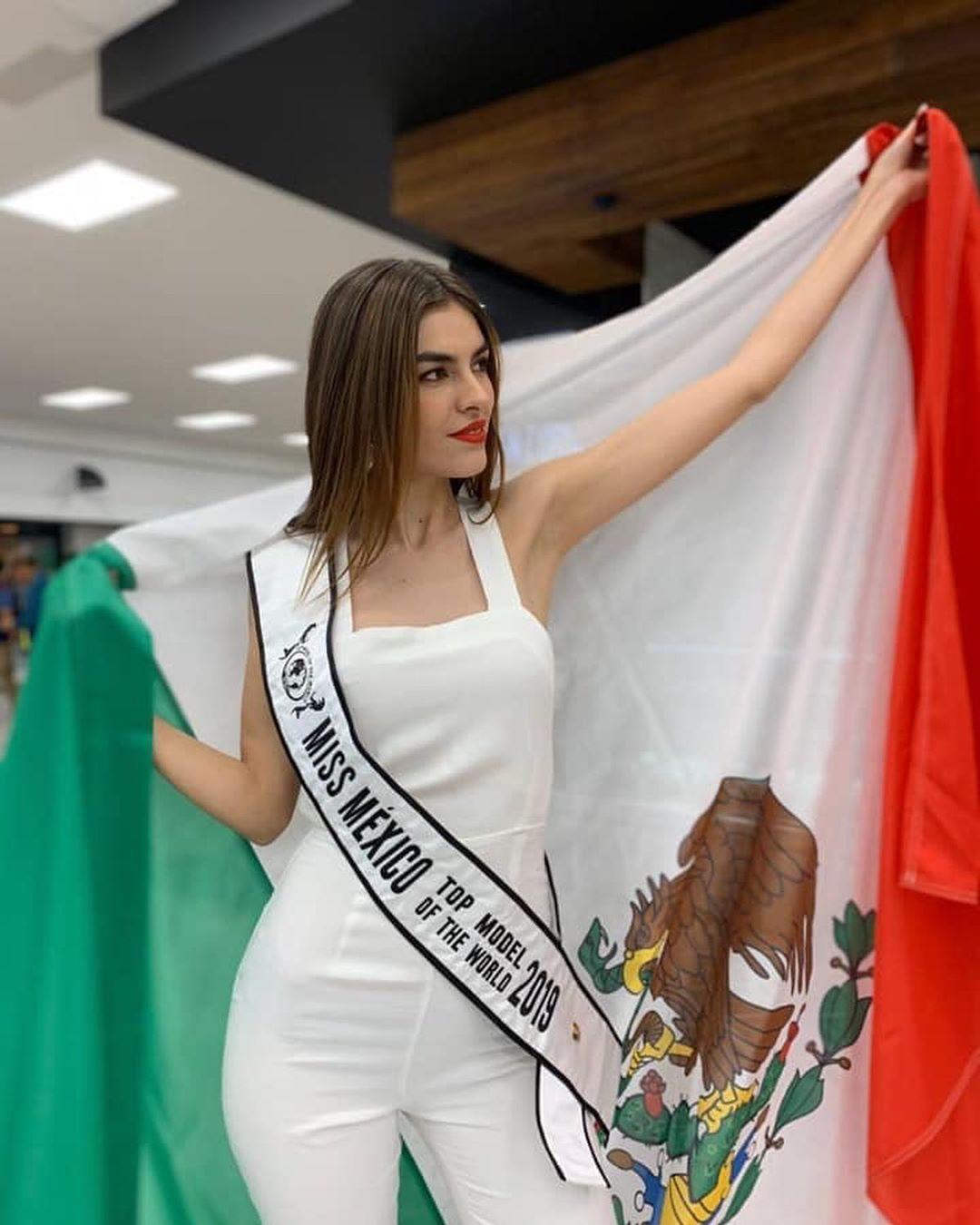 elizabeth de alba, top 15 de top model of the world 2019/2nd runner-up de miss grand mexico 2020. - Página 4 81470410