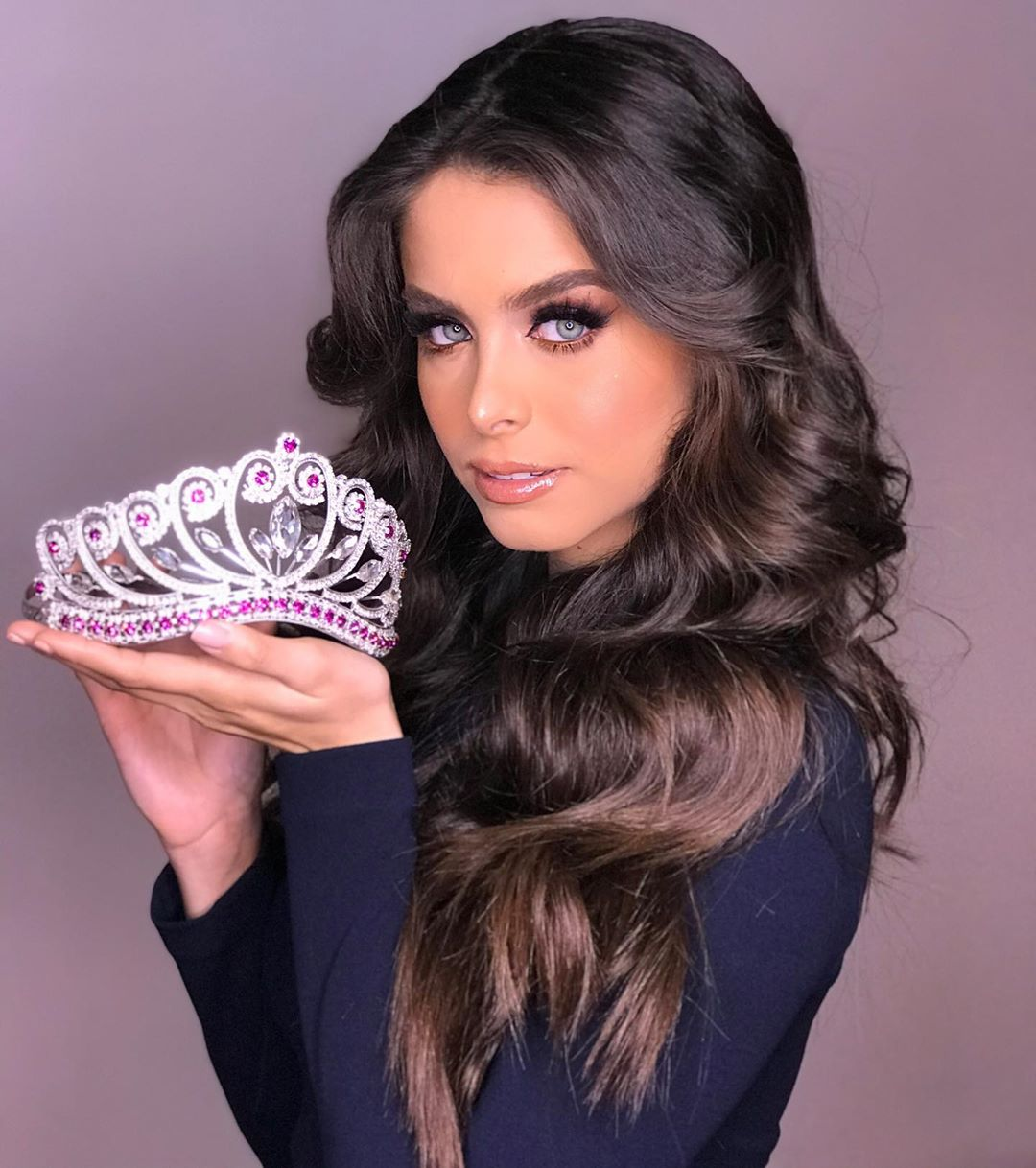 regina peredo, reyna hispanoamericana 2019. 81471310