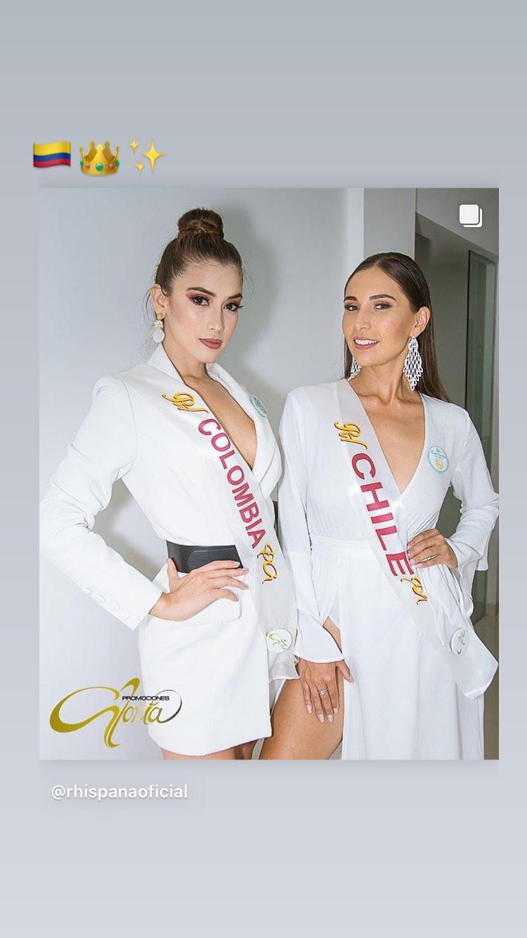laura claro, primera finalista de reyna hispanoamericana 2019. - Página 5 81640510