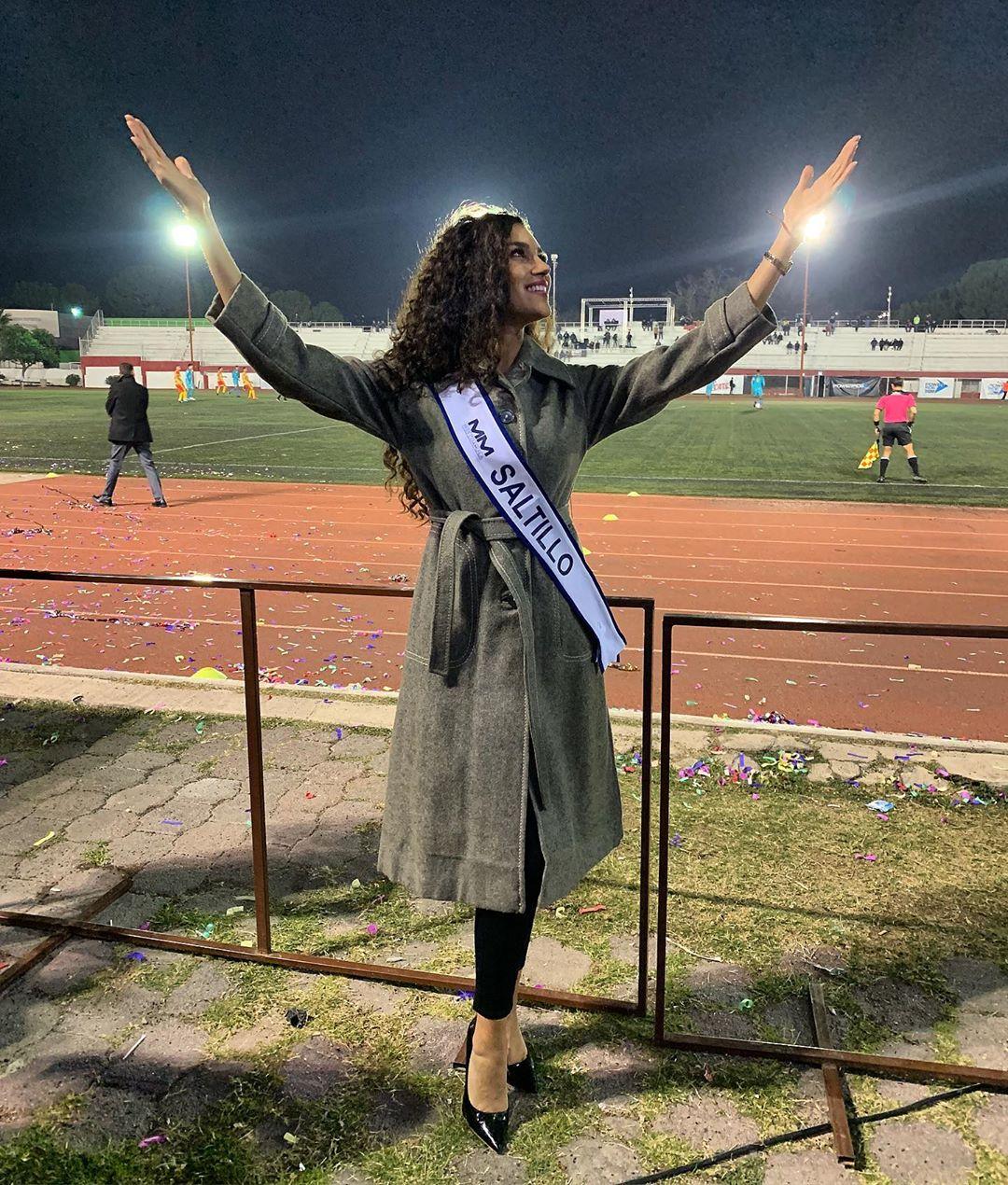 georgina vargas, candidata a miss mexico 2020, representando coahuila. - Página 3 81774110