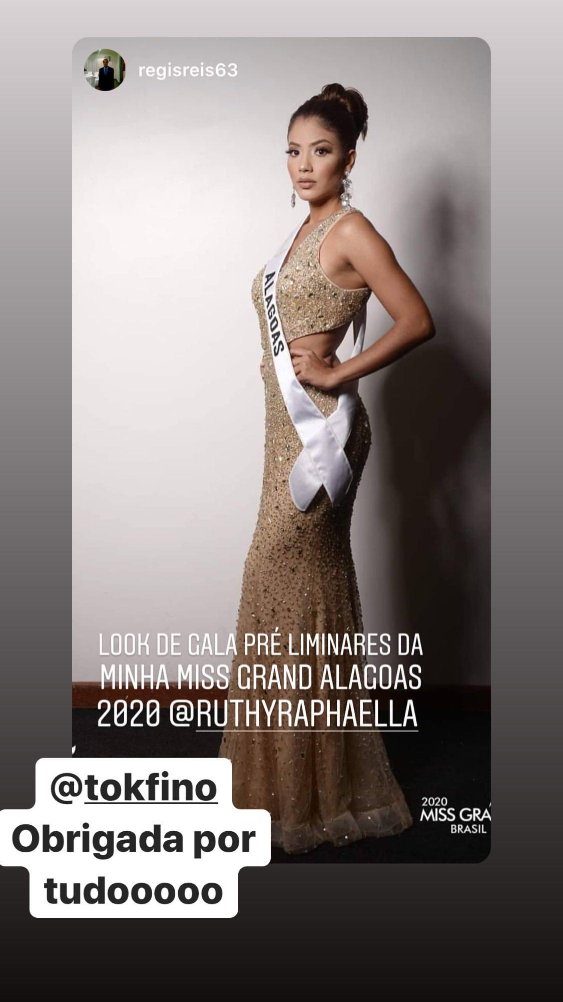ruth raphaela, miss grand alagoas 2020/miss alagoas mundo 2018. - Página 4 81782410