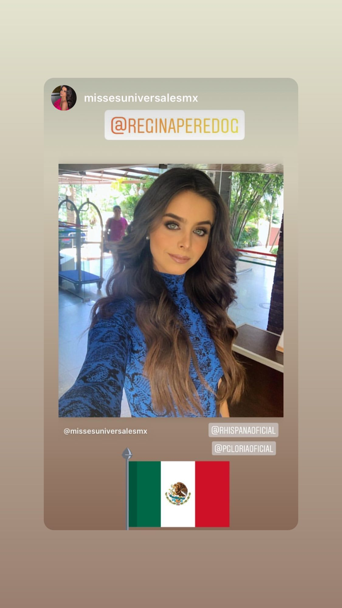 regina peredo, reyna hispanoamericana 2019. - Página 5 81818510