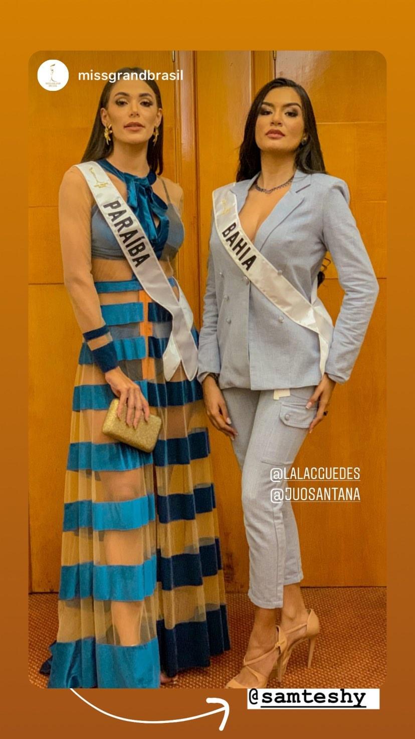 lala guedes, miss grand brasil 2020. - Página 6 81830710