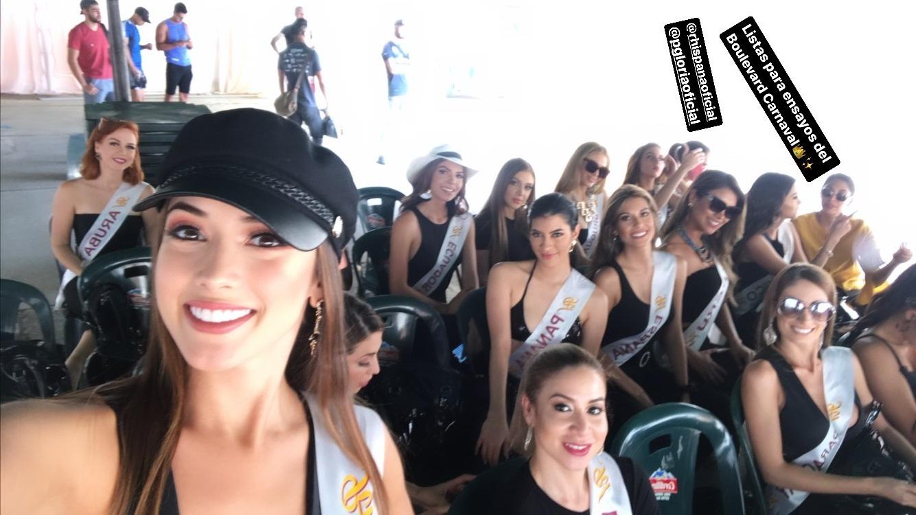 laura claro, primera finalista de reyna hispanoamericana 2019. - Página 5 81886710