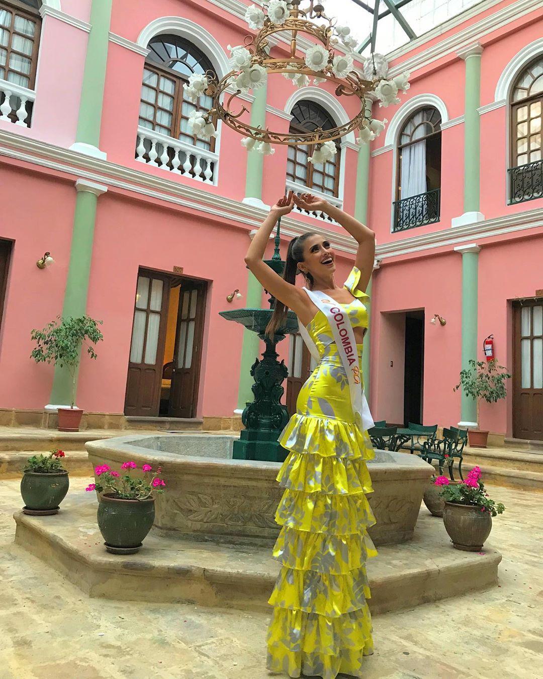 laura claro, primera finalista de reyna hispanoamericana 2019. - Página 5 81891410