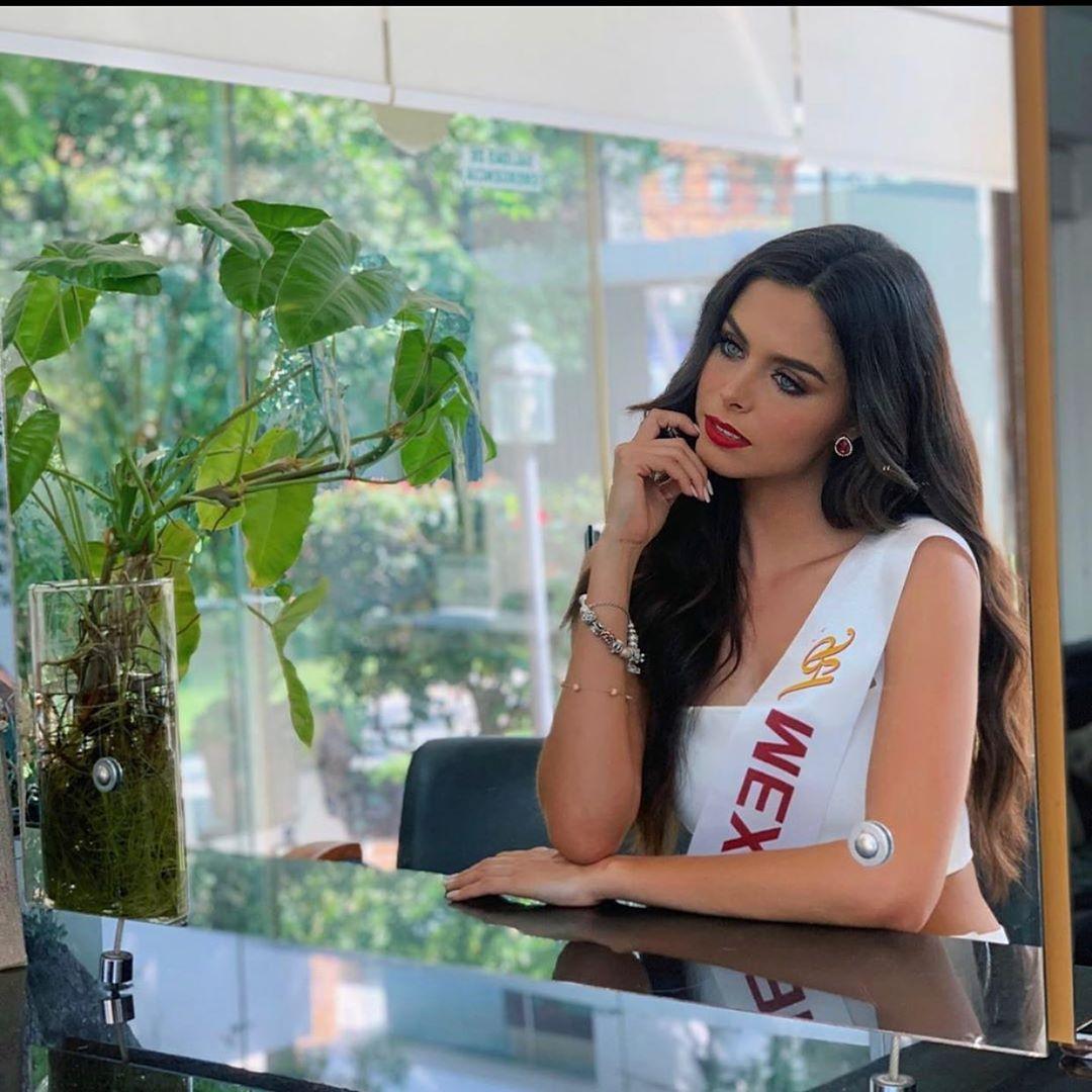 regina peredo, reyna hispanoamericana 2019. - Página 5 81974310