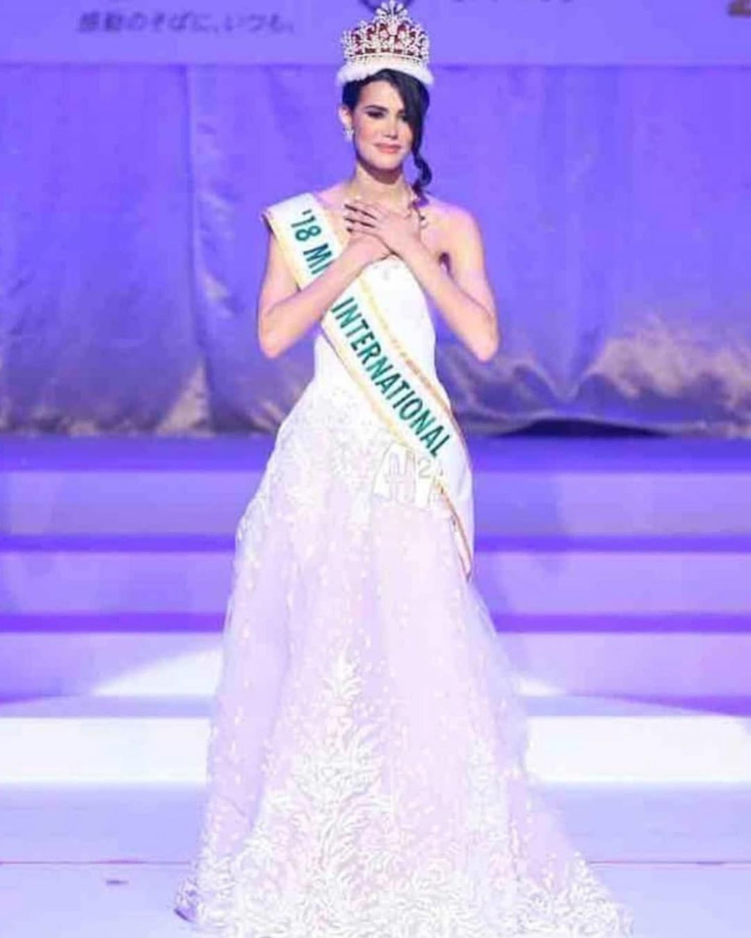 mariem velazco, miss international 2018. - Página 44 82051410