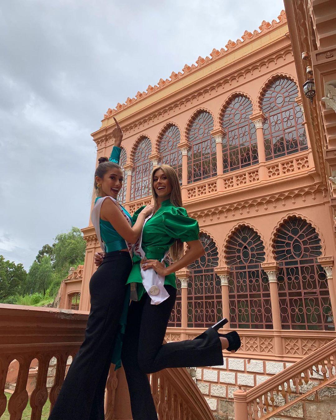 laura claro, primera finalista de reyna hispanoamericana 2019. - Página 6 82109510