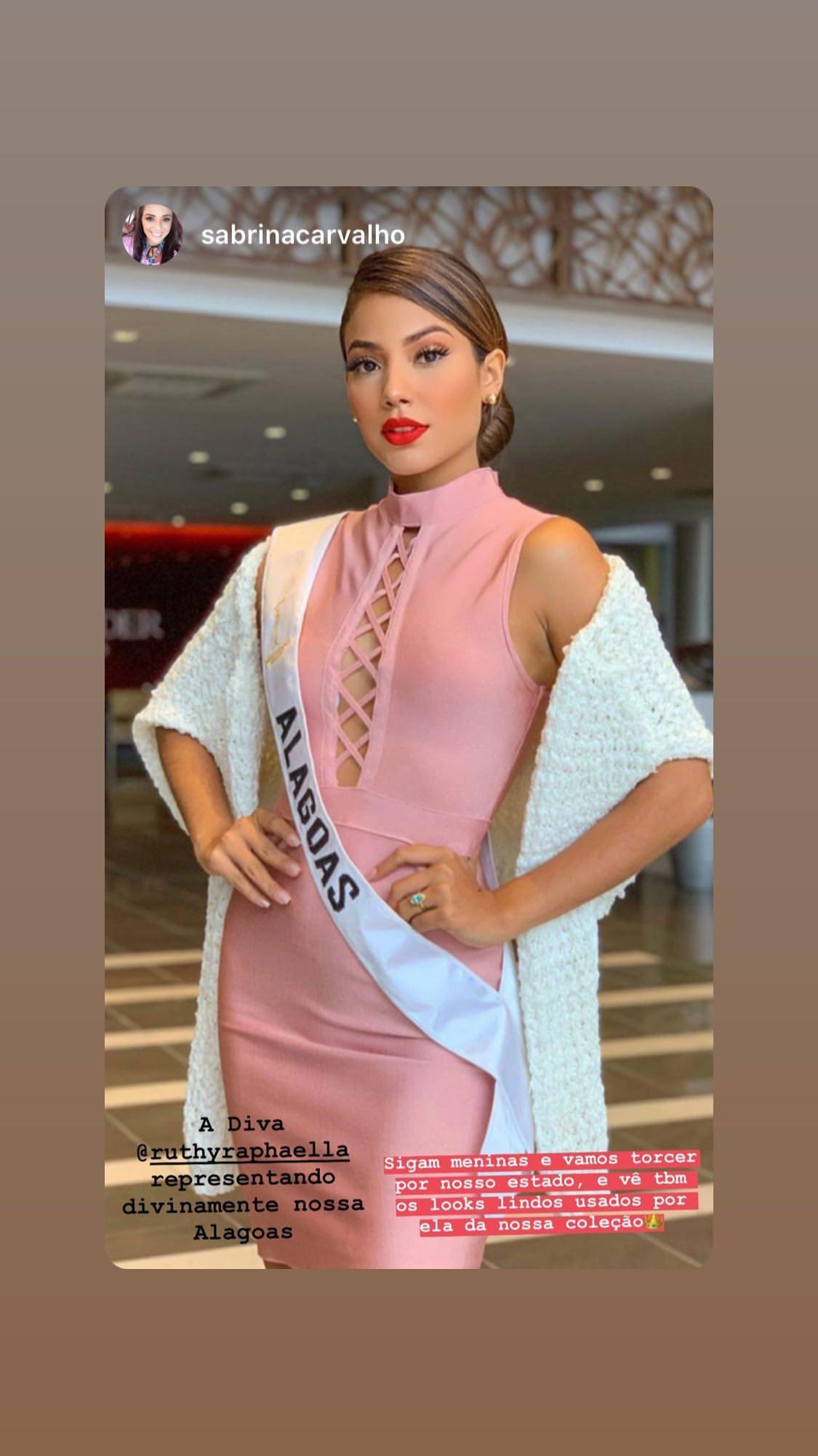ruth raphaela, miss grand alagoas 2020/miss alagoas mundo 2018. - Página 4 82173210