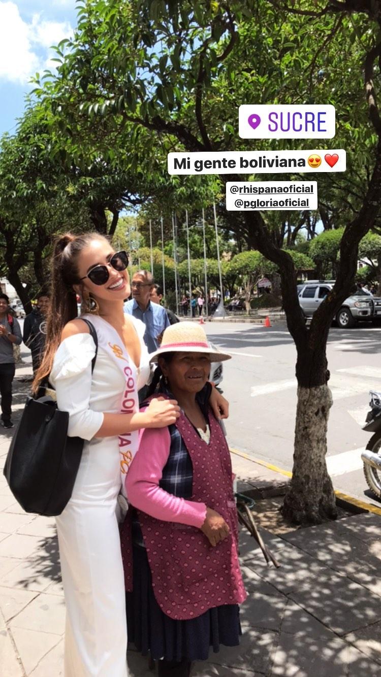 laura claro, primera finalista de reyna hispanoamericana 2019. - Página 5 82237010