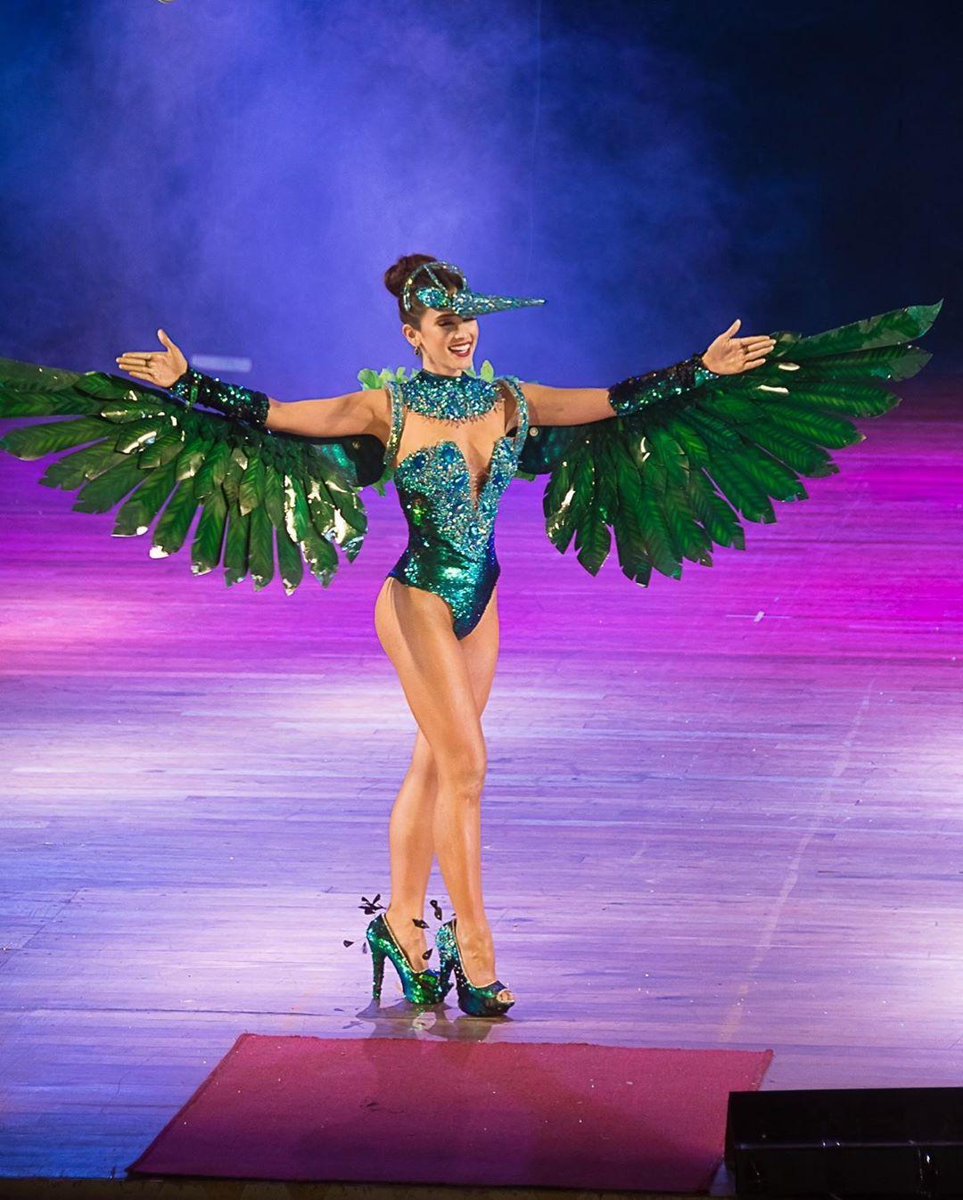 laura claro, primera finalista de reyna hispanoamericana 2019. - Página 5 82346310