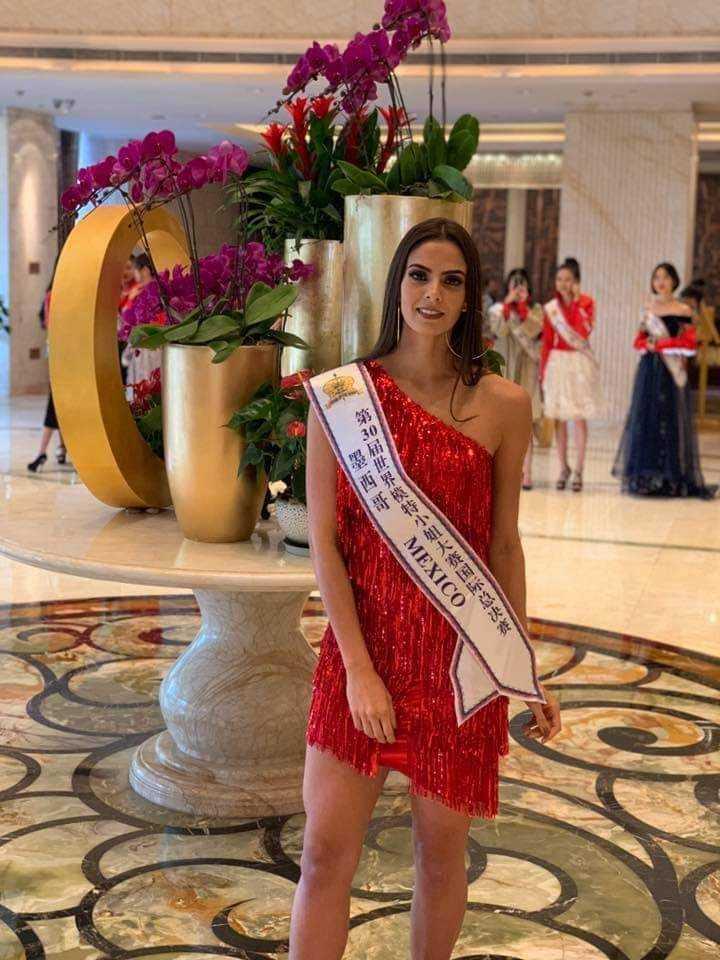 mariana berumen, top 36 de miss model of the world 2018/top 15 de miss world 2012 - Página 7 82423410