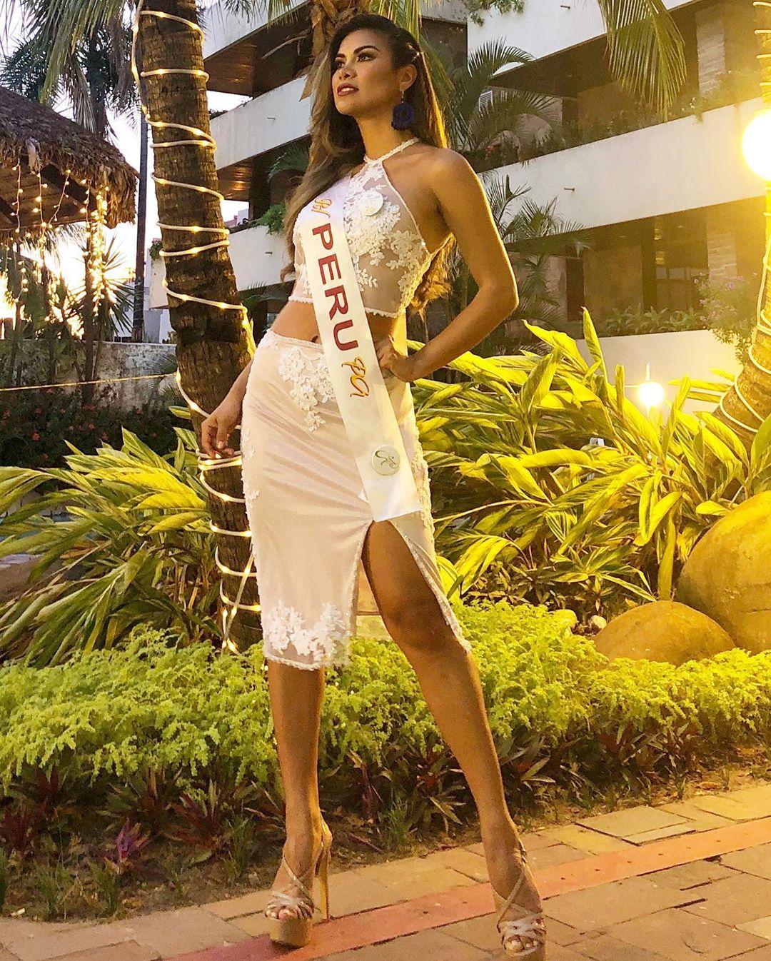 pierina melendez, miss hispanoamericana peru 2019. - Página 3 82625210