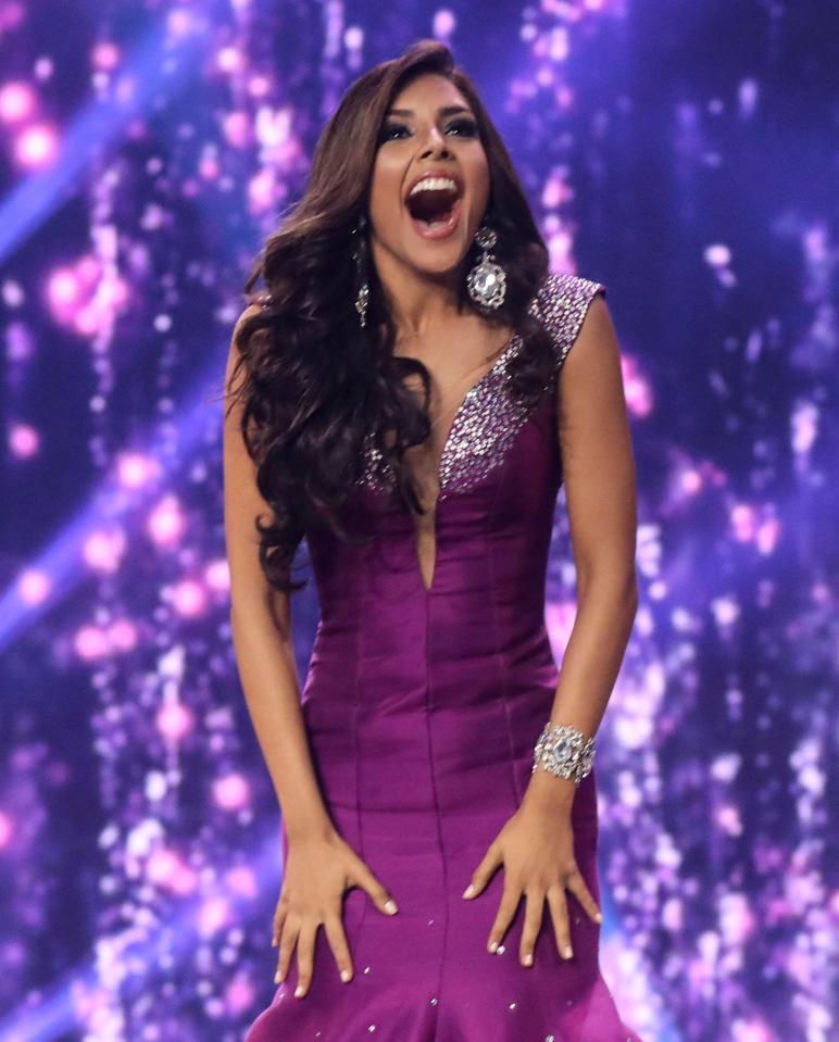 laura gonzalez, 1st runner-up de miss universe 2017. - Página 6 82705410