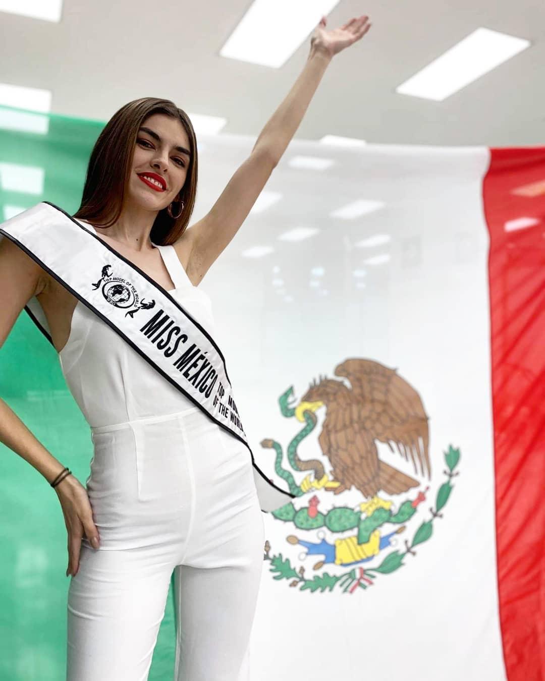 elizabeth de alba, top 15 de top model of the world 2019/2nd runner-up de miss grand mexico 2020. - Página 3 82812611