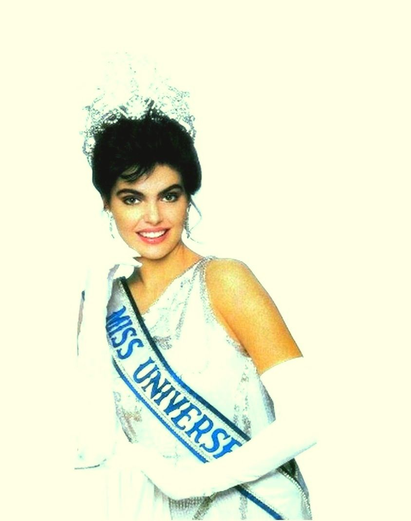 barbara palacios, miss universe 1986. 829fed10