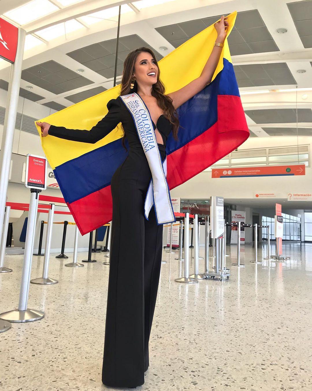 laura claro, primera finalista de reyna hispanoamericana 2019. - Página 3 83021110