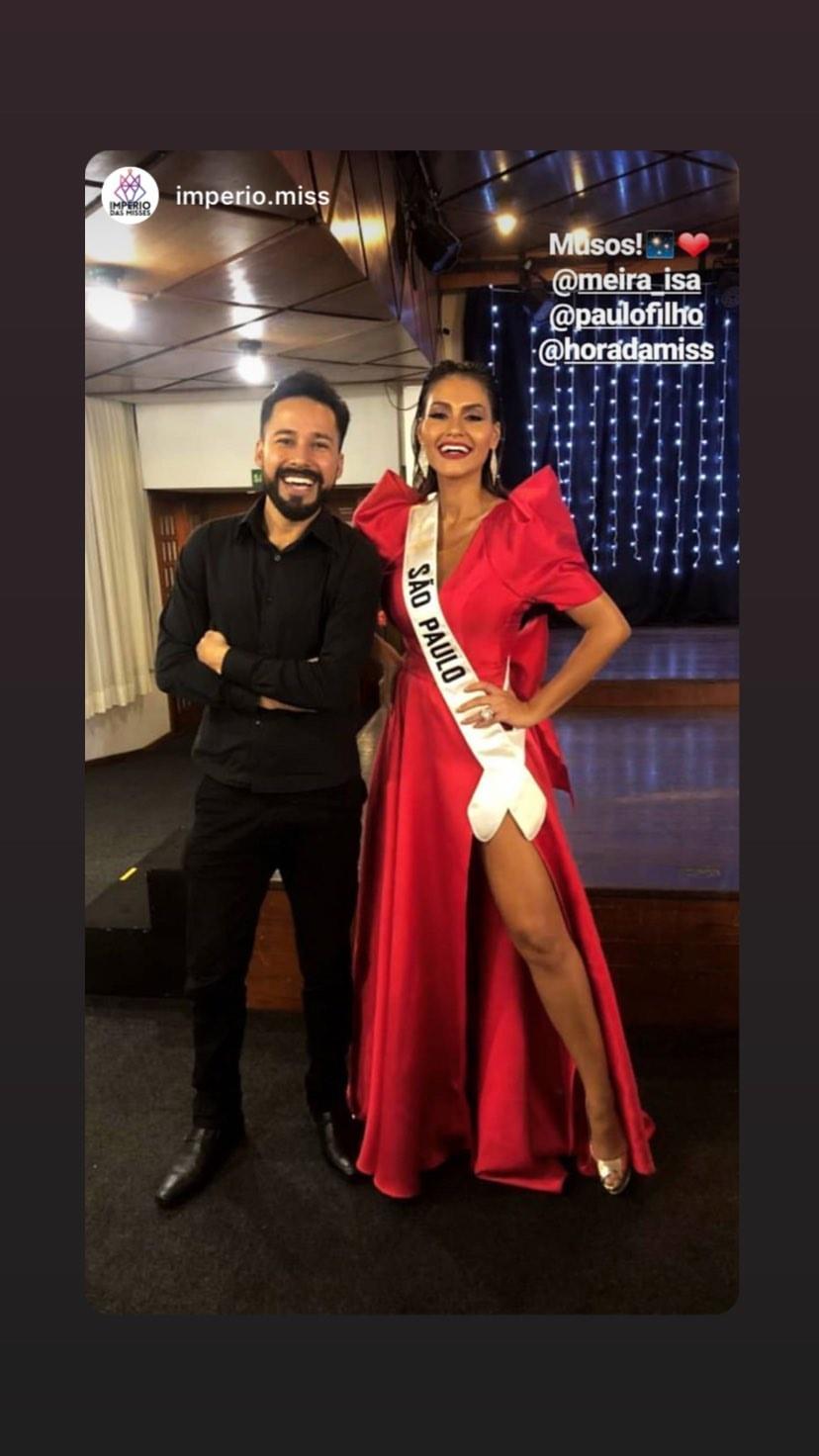 isadora meira, miss grand sao paulo 2020/miss rio de janeiro 2019. - Página 6 83072010
