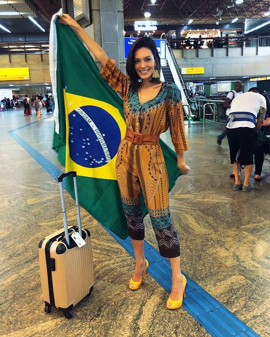 gabrielle vilela, top 2 de reyna hispanoamericana 2019/top 20 de miss grand international 2018/top 40 de miss world 2017/reyna internacional ganaderia 2013.  - Página 31 83133710