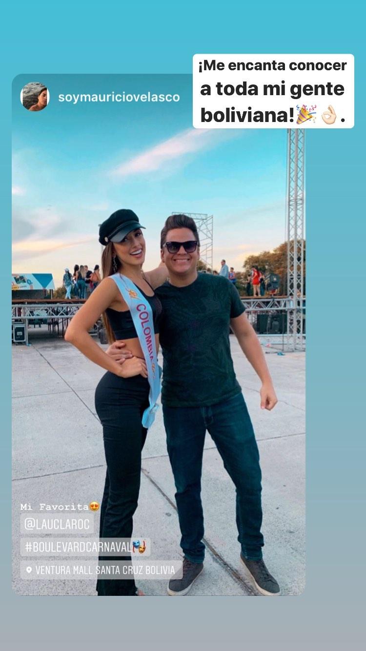 laura claro, primera finalista de reyna hispanoamericana 2019. - Página 5 83140410