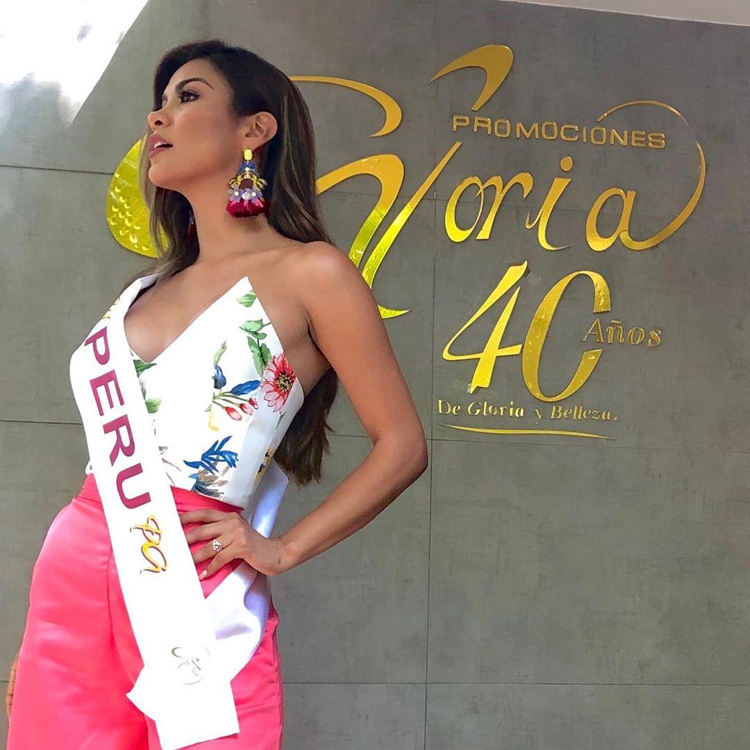 pierina melendez, miss hispanoamericana peru 2019. - Página 3 83187710