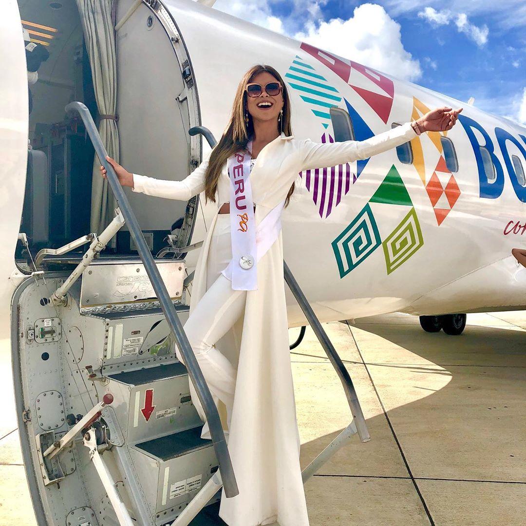 pierina melendez, miss hispanoamericana peru 2019. - Página 3 83203410