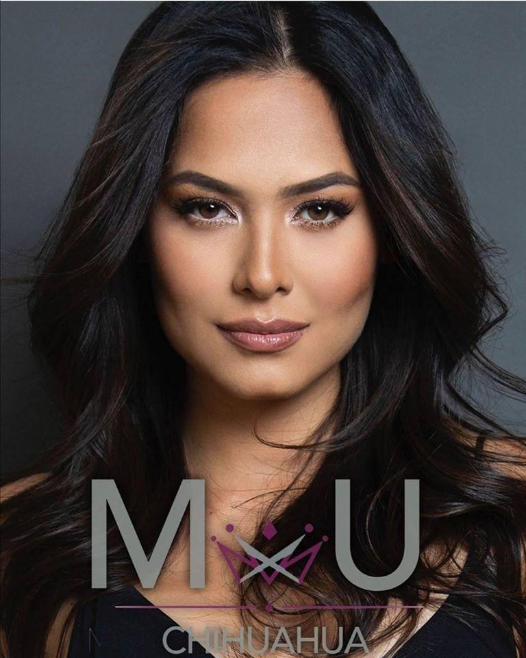 andrea meza, mexicana universal 2020/1st runner-up de miss world 2017. - Página 42 83245110
